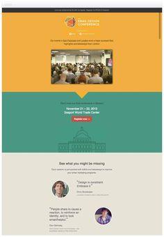 Email Newsletter Design Inspiration  Email Newsletter Design