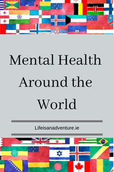 Mental Health around the world. Is there a stigma?  Image by Gerd Altmann from Pixabay