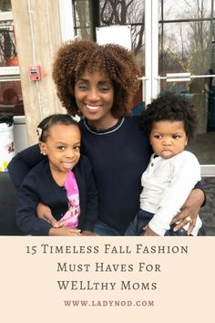 Fall reminds me to let go of the summer feels and dive into my closet for 15 timeless Fall fashion must haves for WELLthy Moms like myself. Classic Chic, Casual Chic Style, Mom Style Fall, Wife Mom Boss, Turtleneck T Shirt, Effortless Chic, African Fashion, Fashion Women, Basic Outfits