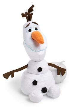 Yes, to Olaf this holiday season! The cutest snowman ever.