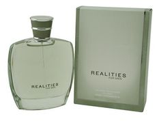 Realities By Realities Cosmetics For Men. Cologne Spray 3.4 Oz. by Liz Claiborne. $39.99. Packaging for this product may vary from that shown in the image above. This item is not for sale in Catalina Island. Introduced in 2004.. Save 16%!