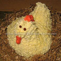chicken cake!