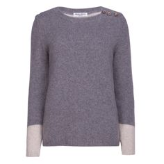 Marilyn Moore AW2013 Handmade Cashmere sweater