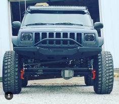 Jeep Xj Mods, Jeep Wj, Jeep Rubicon, Jeep Truck, Jeep Wrangler, Lifted Jeep Cherokee, Jeep Grand Cherokee, Lifted Jeeps, Badass Jeep