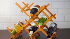 Better Than the Cellar: 25 Ways to Store Your Wine Collection via Brit + Co