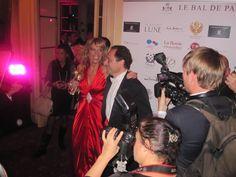 Bal de Paris 2010 organisé pas Elite-Connexion - Agence Guerda De Haan - événement de luxe - Agence matrimonial haut de gamme - Paris