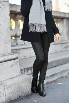 Make Life Easier Fall Winter Outfits, Autumn Winter Fashion, Winter Wear, Winter Style, Edgy Outfits, Fashion Outfits, Womens Fashion, Looks Style, Style Me