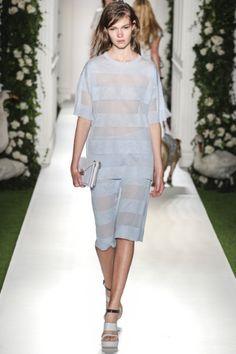 Sfilata Mulberry Londra - Collezioni Primavera Estate 2014 - Vogue