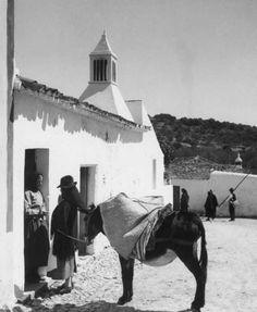 """Artur Pastor -  Série """"Feiras, Mercados e afins"""". Algarve, décadas 40/50."""