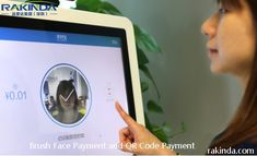 QR code payment will become a thing of the past and face scan payment will soon be commercially available on a large scale Facial Recognition, The Cell, How To Become, The Past, Coding, Technology, Face, Signs, Future
