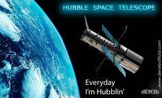 Buon Compleanno al Telescopio Spaziale Hubble! – Happy Birthday Hubble!