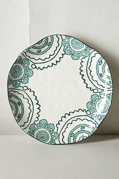 Must have these!!! Gloriosa Dinnerware #anthropologie