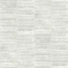 Elitis Anguille Big Croco Galuchat Wallpaper - VP 424 04 (465 CAD) ❤ liked on Polyvore featuring home, home decor, wallpaper, silver and embossed wallpaper