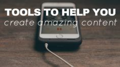 14 of our favorite content marketing apps and tools