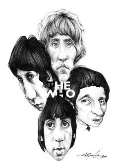 The Who propiedad de monerohernandez.com.mx