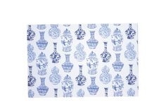 Ginger Jars Paper Placemats