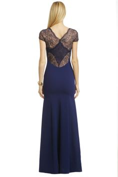 Inevitable Beauty Gown by BCBGMAXAZRIA