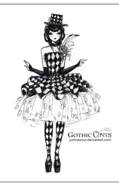 Google Image Result for http://fc06.deviantart.net/fs42/i/2010/032/c/5/Gothic_Circus_by_JustMeOnyX.jpg