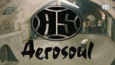 Insane X Aerosoul Peaceful Lion Collab Promo  Video - aerosoul.co.uk