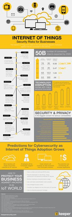 Internet of Things: Security Risks for Businesses