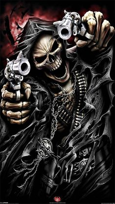 Fullhd Wallpapers, Hd Skull Wallpapers, Wallpapers Android, Horror Wallpapers Hd, Hd Wallpapers For Mobile, La Familia Tattoo, La Muerte Tattoo, Ghost Rider Wallpaper, Dark Art