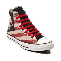 Converse All Star Hi American Flag Sneaker