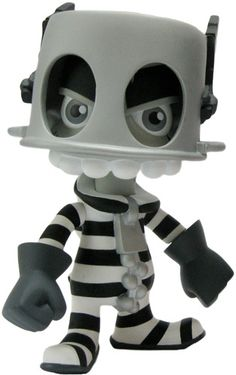 'Prisoner 913 Mork' by MAD & produced by Pobber Toys.