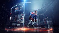sport_01 by Andrey Krasavin, via Behance