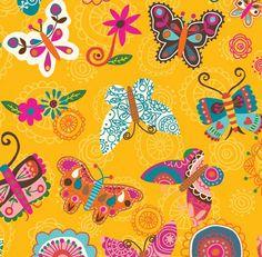 Soul Garden - Butterflies Yellow