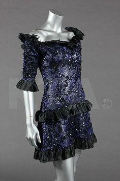 Dress Yves Saint Laurent,1970s Kerry Taylor Auctions