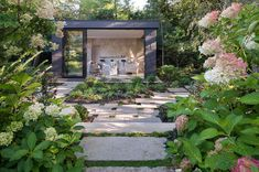 Canadian photographer Brenda Liu, this beautiful garden pavilion she shot for Toronto based Shawn Freeman Architect.