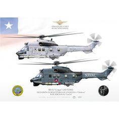 """SH-32 """"Cougar"""" HA-1 """"Caladores"""" JP-2289"""