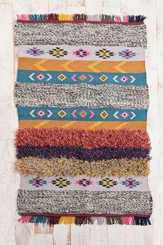 Funky rug