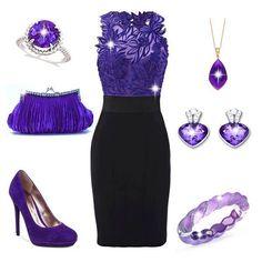imagínense una fiesta elegante y ustedes con esta ropa. todas las miradas caerían sobre ustedes. no lo creen??