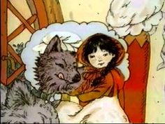 Golden Fairy Tale Classics - Little Red Riding Hood