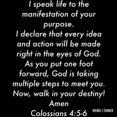 I declare it  over your life. Amen. It is so!