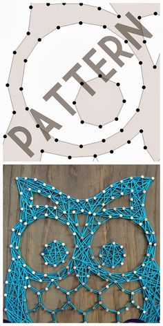 String Art Pattern Downloads from Nine Red