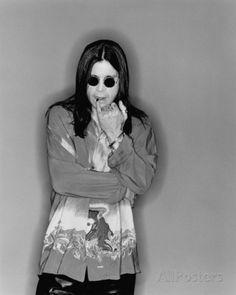 Ozzy Osbourne Foto bei AllPosters.de