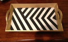 Coffee Table Tray-custom colors available! $25