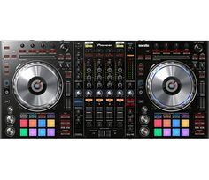 Pioneer's DDJ-SZ is the new flagship DJ controller from Pioneer DJ. The DDJ-SZ is the first Pioneer controller to closely match the CDJ-2000NXS set-up for the most intuitive, physical scratch performances yet. Features include full-sized jog wheels inherited from the CDJ-2000NXS, illuminated cue point markers, large Performance Pads with customisable multi-coloured Hot Cue LEDs, and two USB sound cards for ultra-smooth DJ handovers. http://www.tonecontrol.nl/pioneer-ddj-sz