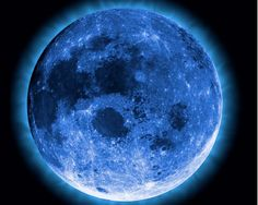 Image Detail For What Is The Blue Moon Does Ears In Color
