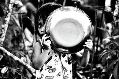 Haryansyah Kasim: Beauty kid trying to hide
