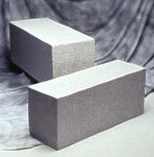 1000 images about living in a material world on pinterest for Insulated concrete masonry units