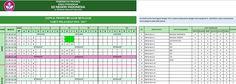 Aplikasi Jadwal Pelajaran SD SMP SMA 2016 anti Bentrok menggunakan Excel