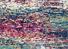 Digital goes Analog - Rug for Atelier Pfister by Annette Douglas Carpet Design, Switzerland, Rugs, Digital, Atelier, Farmhouse Rugs, Floor Rugs, Rug, Carpets