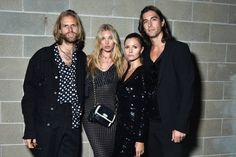 Tom DalyElsa Hosk Elizabeth Soltzer and Tom Palmer attend The 24th Annual Watermill Center Summer Benefit Auction at The Watermill Center on July 29...