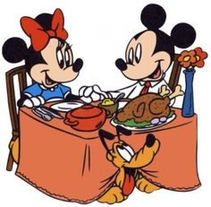 Mickey Minnie Thanksgiving Dinner Traditional Thanksgiving at Disney World? Disney Mickey Mouse, Walt Disney, Mickey Love, Mickey And Friends, Disney Food, Disney Trips, Disney Magic, Minnie Mouse, Disney Recipes