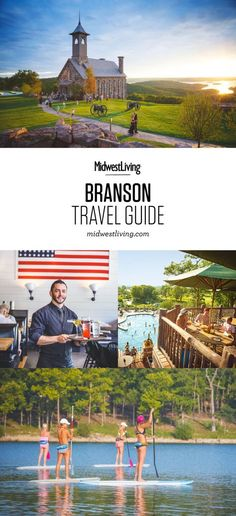 The southwest Ozark town brims with entertainment and lakeside fun. Top attractions include Silver Dollar City, Table Rock Lake and Branson shows. Check out our trip guide for what to do, where to eat and where to stay in Branson.