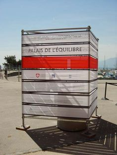 Gramophone Record, Temporary Structures, Urban Park, Wayfinding Signage, Environmental Graphics, Booth Design, House 2, Industrial Design, Planer