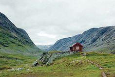 Mountain cabin Grotli, Norway
